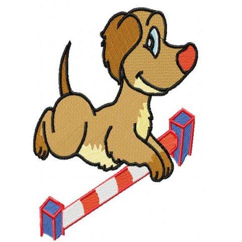 Hund Fun-Gruppe